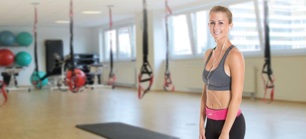 Richtig flirten im fitnessstudio