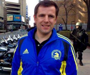 Jörg-Löhr-Boston-Marathon