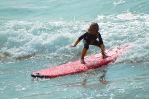 Surkurse für Klein und Groß findet man in fast jedem Urlaubsort.