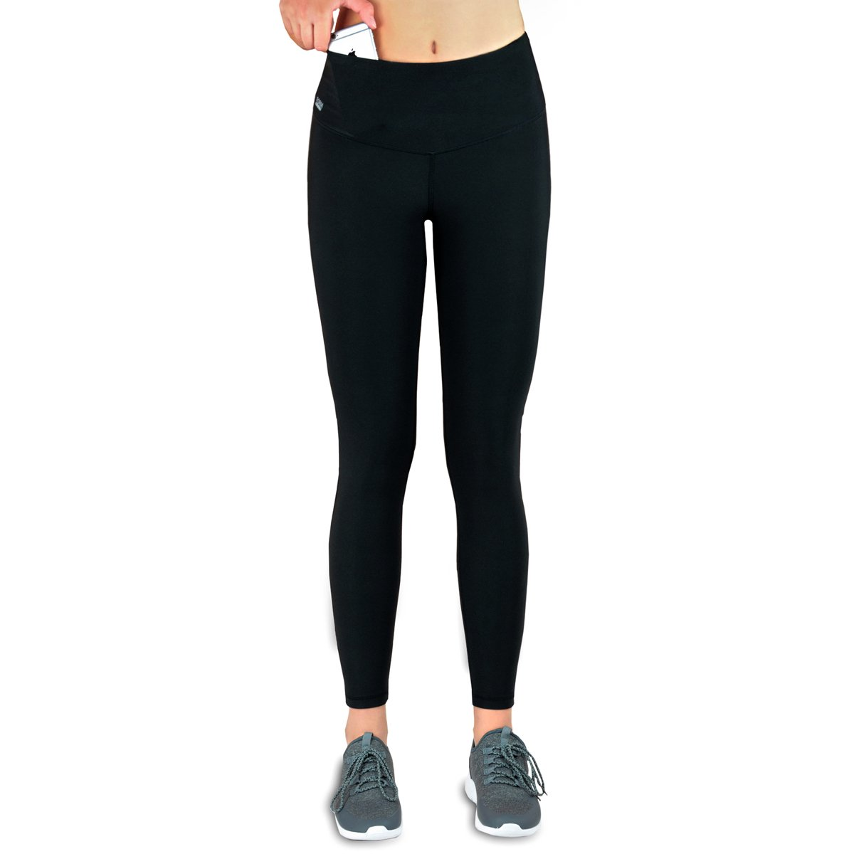 Sport Leggings schwarz
