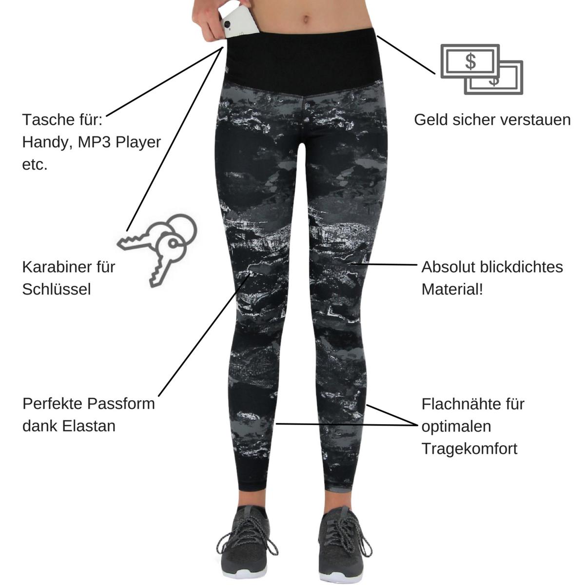 sport-damen-leggings-mit-taschen-fuer-handy-marmor-infografik