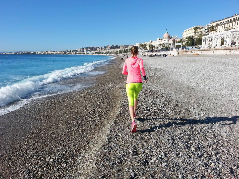 Manuela Richter – eine Läuferin zeigt dem Formbelt die ganze Welt