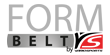 Formbelt Laufhose Logo