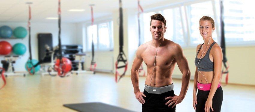 Wohin mit dem Handy im Fitnessstudio?