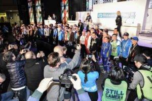 Gruppenfoto-Marathon-Majors-Tokio