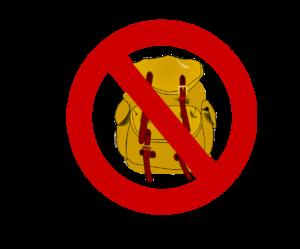 Rucksackverbot Oktoberfest