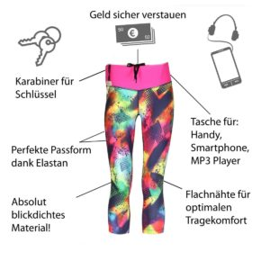 FAQ Formbelt Sport Leggings