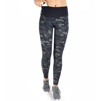 Formbelt-Laufhose-Damen-mit-Taschen-Camouflage