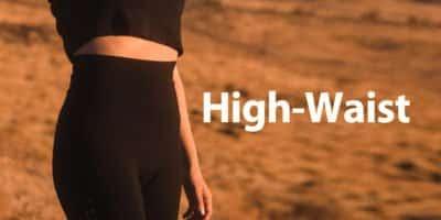 Wodurch zeichnet sich eine High-Waist Leggings aus?